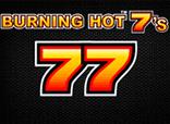 Burning Hot 0's